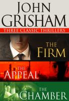 Three Classic Thrillers (3-book Bundle)