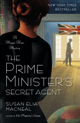 Cover image for The Prime Minister's Secret Agent