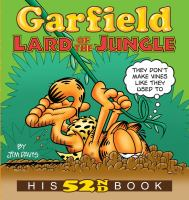 Garfield, Lard of the Jungle