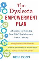 The Dyslexia Enpowerment Plan