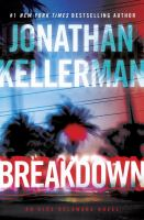 Breakdown : an Alex Delaware novel