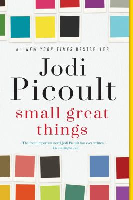 Picoult Book club in a bag. Small great things a novel.