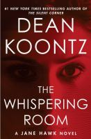 Whispering Room : A Jane Hawk Novel