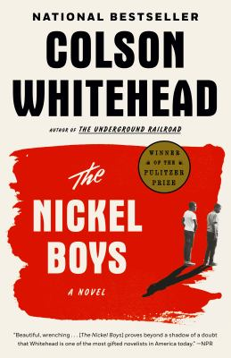 Colson Whitehead Book club in a bag. The nickel boys