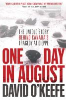 One Day in August