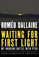 Waiting for first light : my ongoing battle with PTSD