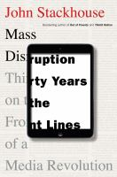 Mass Disruption