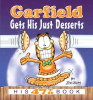 Garfield Gets His Just Desserts