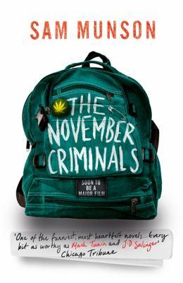 Book Cover - The November Criminals