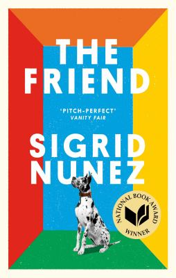 Cover image for The Friend