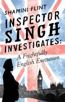 A Frightfully English Execution