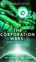 Emergence (Corporation Wars Trilogy, 3)