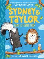 Sydney & Taylor Take A Flying Leap