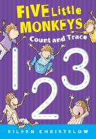 Five little monkeys : count and trace