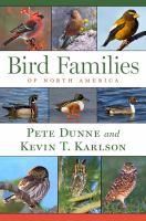 Bird Families of North America