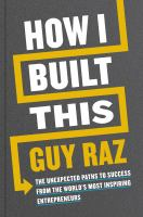 How I Built This
