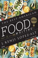 The Best American Food Writing