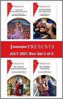 Harlequin Presents--July 2021--Box Set 2 of 2