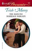 The Mancini Marriage Bargain