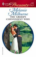 The Greek's Convenient Wife