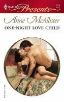 One Night Love Child