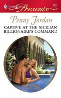 Captive at the Sicilian Billionaire's Command