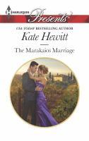 The Marakaios Marriage