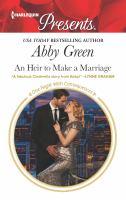 An Heir to Make A Marriage