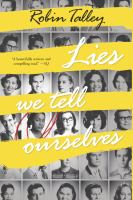 Cover of Lies We Tell Ourselves