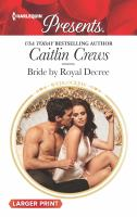 Bride by Royal Decree