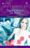 Sentenced To Wed (#696)