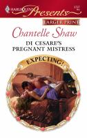 Di Cesare's Pregnant Mistress