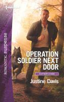 Operation Soldier Next Door