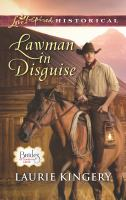 Lawman in Disguise