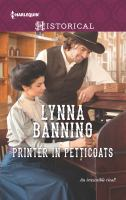 Printer in Petticoats