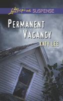 Permanent Vacancy