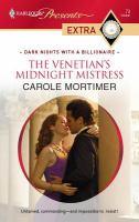 The Venetian's Midnight Mistress