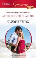 After the Greek Affair