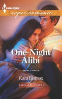 One-night Alibi