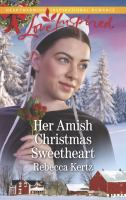 Her Amish Christmas Sweetheart
