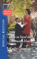 How to Steal the Lawman's Heart