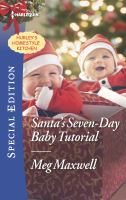 Santa's seven-day baby tutorial