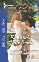 Fortune's June Bride