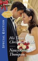 His Texas Christmas Bride