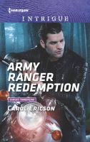 Army Ranger Redemption