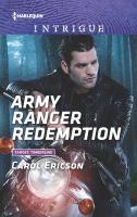 Army Ranger Redemption