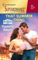 That Summer Thing (#930)