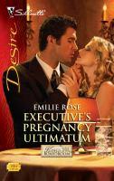 Executive's Pregnancy Ultimatum