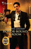 Honor-bound Groom