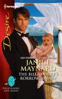 The Billionaire's Borrowed Baby
